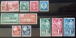 Allemagne (occupation Alliée), Lot De Timbres * (Baden) Avec Trace De Charnière. - Collections (sans Albums)