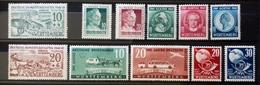 Allemagne (occupation Alliée), Lot De Timbres * (Wurtemberg) Avec Trace De Charnière. - Collections (sans Albums)