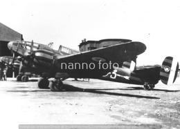 PHOTO AVION  RETIRAGE REPRINT  Bloch MB.174s - Aviation