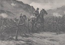 ITALIA - CARTOLINA - REGGIMENTO - CAVALLEGGERI DI ALESSANDRIA , STUPIZZA 25 OTTOBRE 1917 - Reggimenti