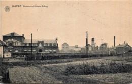 Mons - Havré - Bureaux Et Usines Solvay - Mons
