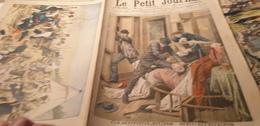 P.J 05/ PARIS ASSASSINAT VEILLEUR DE NUIT /GUERRE RUSSIE JAPON CHIRURGIENS - 1900 - 1949