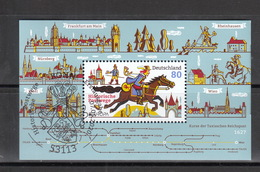Deutschland BRD   Gestempelt   3542-3546, Block 86 Alle Neuausgaben  7.5.2020 Postpreis 6,30 - Gebraucht