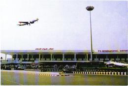 Bangladesh, Dhaka, Zia International Airport, Airfield - Aerodromi