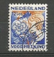 Nederland Pays-Bas Netherlands NVPH 251 Used 1932 Key Value - Used Stamps