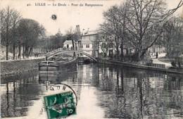 France - 59 - Lille - La Deule - Pont Du Ramponneau - Lille
