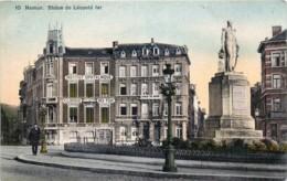 Namur - Edit.S.B.P. N° 10 - Place Léopold Ier - Namur