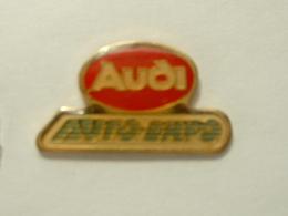 PIN'S AUDI - AUTO EXPO - Audi