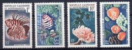 Col17  Colonie Nouvelle Calédonie  N° 291 à 294  Neuf X MH  Cote 14,90€ - Unused Stamps