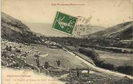 Les Pyrénées Orientales  La Vallée De Carol  Au Fond Puigcerda Labouche RV - France