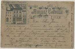 LILLE CARRELAGE ET PARQUETS MULLIEZ CARVILLE - Lille