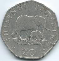 Tanzania - 20 Shilingi - 1992 - KM27.2 - Tanzania
