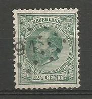 Nederland Pays-Bas Netherlands NVPH 25 Used 1888 - Used Stamps