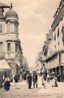"B67211 Cpa Dijon - Rue De La Liberté ""état "" - Dijon"