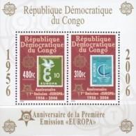 Congo (Kinshasa) 2005, 50 Years Europa CEPT Series (MNH, **) - 2005