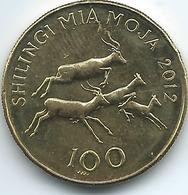 Tanzania - 100 Shilingi - 2012 - KM32 - Tansania