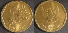 Indonesia - 100 Rupiah 1993 Used (ia014) - Indonesia