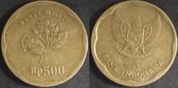 Indonesia - 500 Rupiah 1992 Used (ia015) - Indonesia