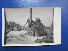Scierie / Sawmill  / Sägewerk  / Latvia Lettland Lettonie    1920s - Photos