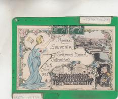 RENNES SOUVENIR CONCOURS MUSICAL INTERNATIONAL 1908 - Rennes