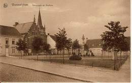 Wommelghem Wommelgem Dorpplaats En Stadhuis - Wommelgem