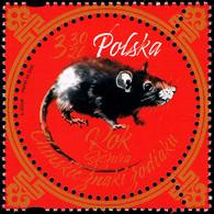 Poland 2020 Fi 5032 Mi 5182 Chinese Zodiac Signs - Nuevos