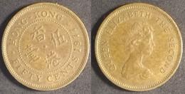 Hong Kong - 50 Cents 1977 Used (hk002) - Hong Kong