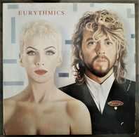 "MA19 Disco Vinile LP 33 Giri - EURYTHMICS ""REVENGE"",  1986 RCA PL71050 - Vinyl Records"