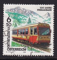 Austria 1998, Train, Minr 2262 Vfu - 1991-00 Gebraucht