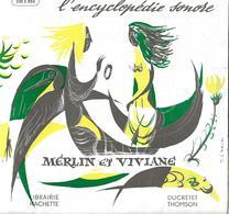 Merlin Et Viviane - L'encyclopédie Sonore - Formats Spéciaux