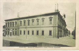 ITALIA - FERRARA - Leggi Testo, Animata, Viag.1928 For. Piccolo - 2020-B-05 - Ferrara
