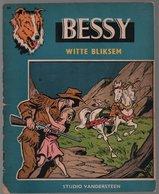 Bessy 46: Witte Bliksem (Standaard Boekhandel 1963 [Wirel = Willy Vandersteen & Karel Verschuere] 1ste Druk - Suske & Wiske