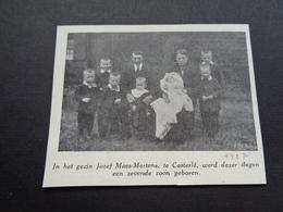 """Origineel Knipsel ( 3956 ) Uit Tijdschrift """" Ons Volk """"  1927  :   Casterlé  Kasterlee - Vieux Papiers"""