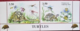 Tajikistan  2016  Turtles  Fauna  2 V  MNH - Schildkröten