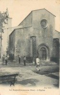 CPA 83 Var La Roquebrussanne L'Eglise - La Roquebrussanne