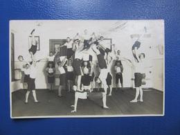 Boys / Garçons / Jungen Sport Gymnast Old Photo / Latvia Lettland Lettonie 1920/ 30s - Photos
