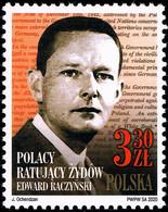 Poland 2020 Fi 5049 Mi 5199 Poles Rescuing Jews - 1944-.... República