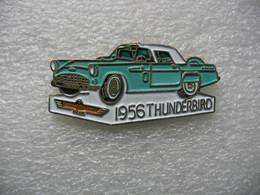 Pin's Voiture Thunderbird De 1956 - Badges