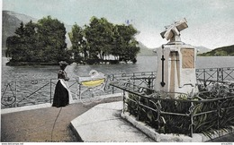 Annecy. L'horloge Astronomique Et L'île Des Cygnes. - Annecy
