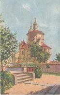 CHIERI (TORINO) - CHIESA DI S. MARGHERITA IN GIALDO - Italia