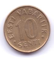 EESTI 2006: 10 Senti, KM 22 - Estonia