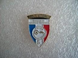 Pin's Police Urbaine Rouen - Police