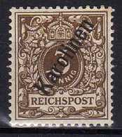 Deutsche Kolonien, Karolinen Mi 1 II * [090520II] - Colony: Caroline Islands