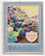 Cahier D'écolier: Avec Couverture Illustrée : Montcalm Au Siège De Québec (M.0051) - Protège-cahiers
