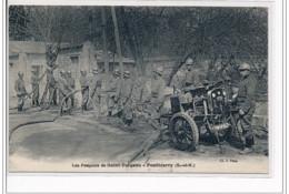 Les Pompiers De SAINT FARGEAU PONTHIERRY - Très Bon état - Saint Fargeau Ponthierry