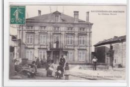 SAVONNIERES-en-PERTHOIS : Le Chateau Petiot - Tres Bon Etat - France