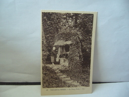 POST CARD POSTKARTE CARTOLINA TARJETA POSTAL 87. VEULES LES ROSES 76 SEINE MARITIME LE VIEUX PUITS CPA LL - Veules Les Roses