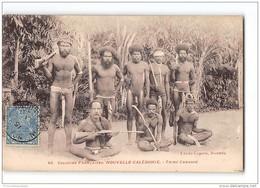 CPA Nouvelle Caledonie Tribu Canaque - Nouvelle Calédonie