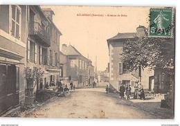 CPA 19 Allassac Avenue De Brive - Autres Communes