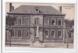 VAUX-ANDIGNY : La Mairie - Tres Bon Etat - Other Municipalities